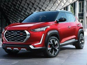 Nissan Magnite Sub-4m SUV Concept Revealed Launch Expected In Q1 2021