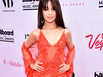 Fifth Harmony's Camila Cabello Makes Solo Red Carpet Debut Channeling The Late, Great Selena