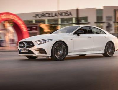 2019 Mercedes-Benz CLS-class and Mercedes-AMG CLS53 First Drive: Leaning on E