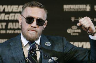 Skip: All Conor McGregor needs to do is hit Floyd Mayweather once