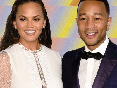 Chrissy Teigen & John Legend Are Delicious In Chicken-Themed Onesies