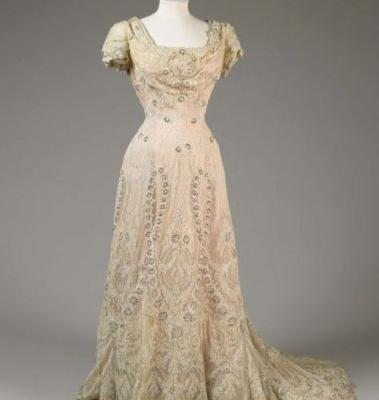 Evening Dress1906Fine Arts Museum of San Francisco