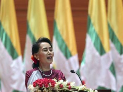 Rights groups critical of Myanmar leader's Rohingya speech