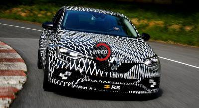 Watch Live The Public Debut Of The All-New Renault Megane RS In Monaco