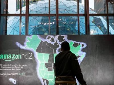 Facing opposition, Amazon reconsiders N.Y. headquarters site, officials say