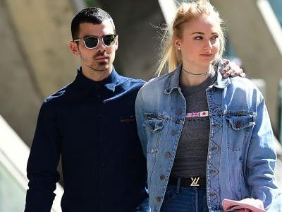 Sophie Turner And Joe Jonas 'Worried' They Won't Be Able To Top Nick And Priyanka's Nuptials