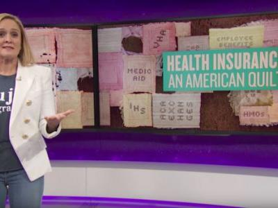 Samantha Bee Schools Congress After They Let Kids Health Care Funding Lapse