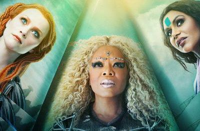 A Wrinkle in Time Poster Travels Across Dimensions of Time and