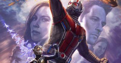 Wasp Joins the Fight in Ant-Man 2 Poster & Comic-Con Footage