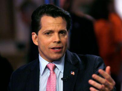 REPORT: Anthony Scaramucci is headed to the White House as an assistant to Trump