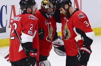 Hoffman's goal helps Senators beat Penguins to force Game 7