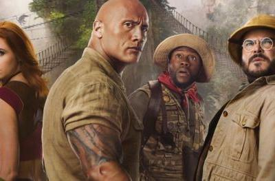 Jumanji: The Next Level Wins The Weekend with Higher Than