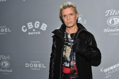 Billy Idol Almost Played The T-1000 In Terminator 2, Robert Patrick Says