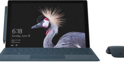 Microsoft just launched the brand new Surface Pro