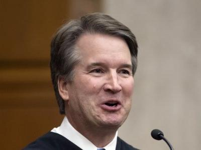 Memo shows Kavanaugh resisted indicting a sitting president