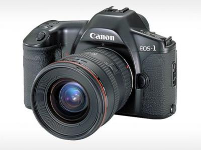 A Look Back at the Canon EOS-1, the First Pro EOS Camera