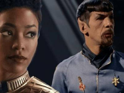 Star Trek: Discovery May Fit Into Original Canon - Here's How