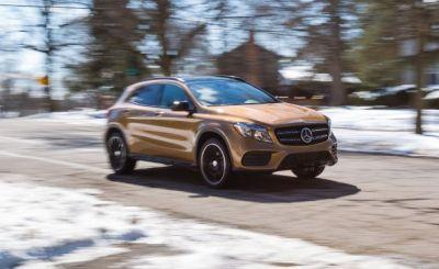 2018 Mercedes-Benz GLA250 4MATIC Tested: The Identity Crisis Rages On