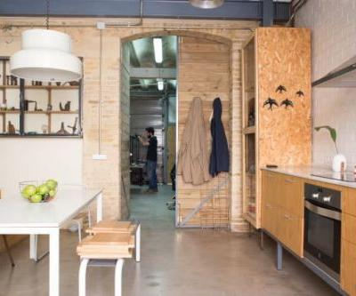 This Spanish Kitchen Was One Big DIY Project