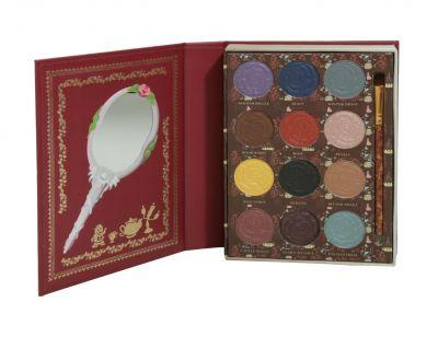 All 12 Enchanting Shades of This Beauty and the Beast Palette Are Magical