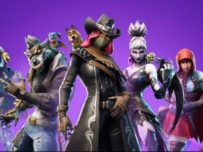 Fortnite Season 6's Shadow Stones Temporarily Disabled