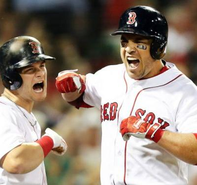 Steve Pearce thrives as the perfect complementary piece with Boston Red Sox