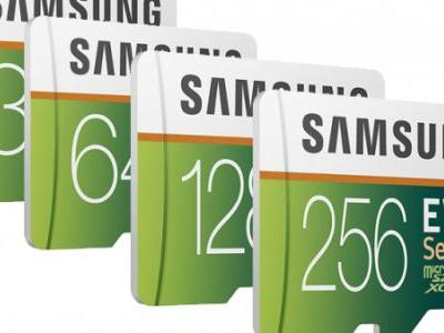 Amazon's Black Friday deals see up to 52% off Samsung MicroSD Cards