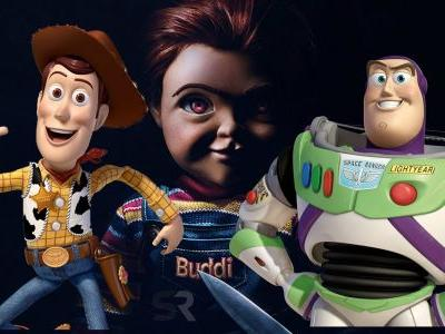 Toy Story's Mutant Toys Get Revenge on Child's Play's Chucky in New Fan Poster