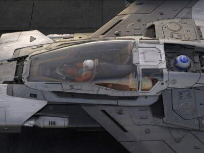 A first look at Porsche's Star Wars-inspired starship