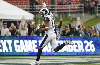 Rams' offense comes alive in second half to beat Texans 33-7