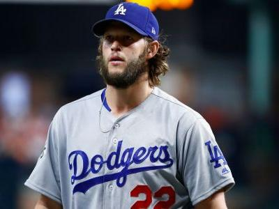 Dodgers put Clayton Kershaw on 10-day DL with bicep tendonitis