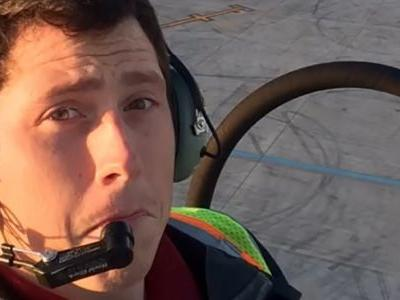 The airline employee who stole a plane from the Seattle airport and fatally crashed onto a small island was not a licensed pilot