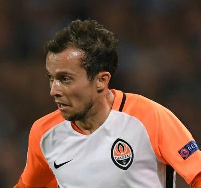 Shakhtar Donetsk 2 Manchester City 1: Hosts through thanks to third home win
