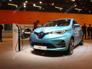 Renault At Auto Expo 2020 Zoe Electric Vehicle Unveiled In India To Rival Altroz EV