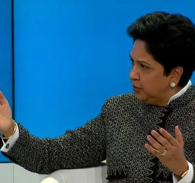 Pepsi CEO Indra Nooyi is stepping down after 24 years with the company - see her life and career, from moving to the US at age 22 to earning $31 million last year
