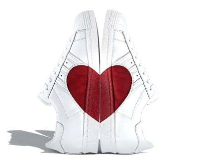 Celebrate Valentine's Day With adidas' Latest Superstar