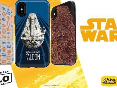 Otterbox releases new 'Solo: A Star Wars Story' cases for iPhone and more