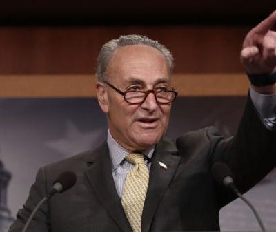 """There will be a vote"" to reinstate net neutrality, Schumer says"