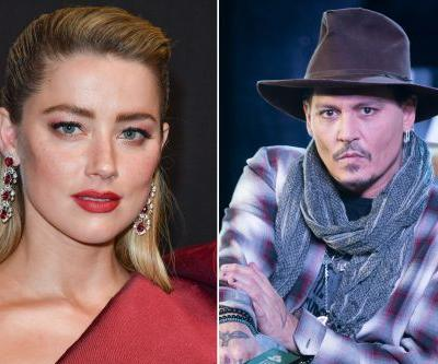 Johnny Depp says Amber Heard painted fake bruises on her face to 'fabricate' abuse claims