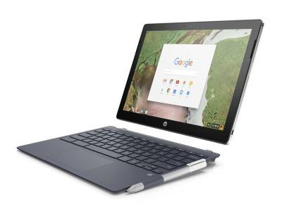HP Chromebook x2 takes aim at iPad Pro with 2-in-1 laptop design