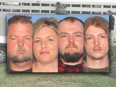 Who are the Wagners? Family of 4 arrested in Pike County mass murder