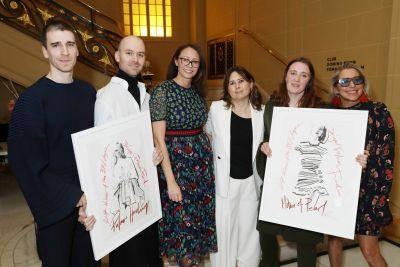 Winners Of The Vogue BFC Designer Fashion Fund Announced