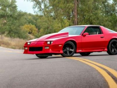 Your Ridiculously Awesome Third Gen Camaro Wallpaper Is Here