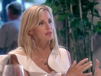 Camille Grammer's Home Caught On Fire While She Was Packing For The Real Housewives Of Beverly Hills Cast Trip