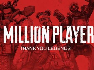Apex Legends Reaches 10 Million Players in Just 72 Hours, Breaks 1 Million Concurrent Players