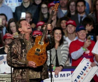 Ted Nugent says Parkland students 'have no soul,' calls them 'mushy-brained children'