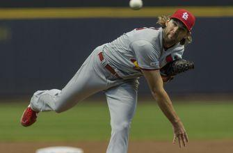Cardinals place Wacha on IL, recall Robinson from Memphis