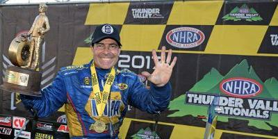Summer of Dodge Continues: Capps Wins Thunder Valley Nationals