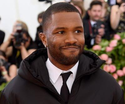 Frank Ocean channels these sad times with two new songs