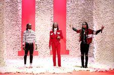 Migos Pays Homage to 'Soul Train' in 'Walk It Talk It' Video Feat. Drake